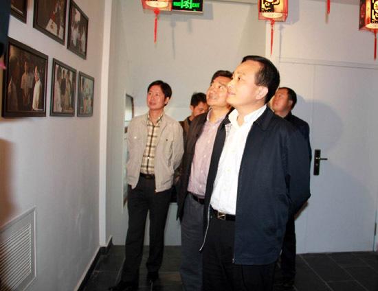 黄山常委刘孝华_2013年6月任黄山市委常委 .