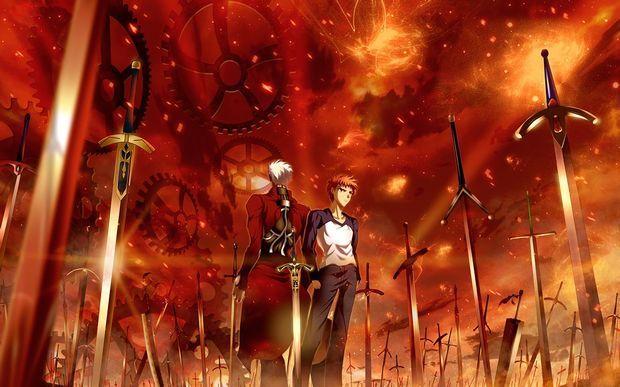 如果《Fate/stay night》是描述情侣面对逆境的故事,《Fate/Zero》就是讲述魔术师们互相厮杀战斗的惨烈故事。因为是系列的前传,故登场人物除Saber(阿尔托莉亚)和吉尔伽美什外其他人物与《Fate/stay night》不同。该作讲述的是第四次圣杯战争时的故事。FSN讲的是第五次圣杯战争,FZ讲述的是第四次圣杯,FZ讲述的是卫宫士郎的义父卫宫切嗣争夺圣杯的故事,目前TV就这两部! 原作小说共四卷: 第一卷:《第四次圣杯战争秘话》 第二卷:《王者们的狂宴》 第三卷:《逝去的人们》 第四卷: