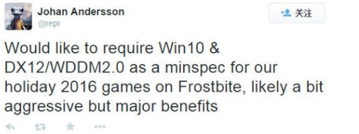 《战地1》PC版平台受限