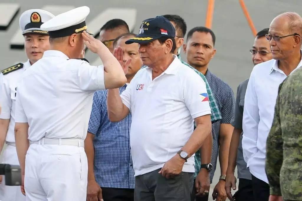 亲自登舰:老杜登上了中国海军长春舰 - 一统江山 - 一统江山的博客