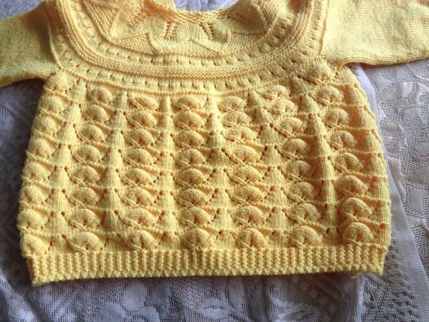 的毛衣编织方法