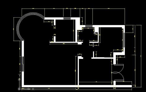 cad室内设计步骤