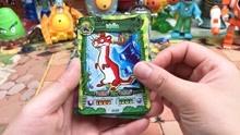 植物大战僵尸卡片开箱 鳄梨和失落发掘者僵尸