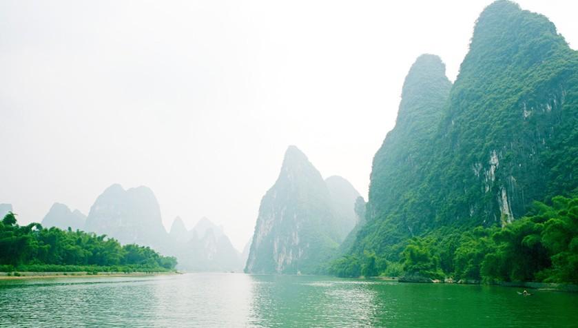 头像桂林自然风景 大海