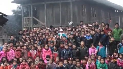 脸上写满自信!央视镜头记录贵州留守儿童8年前后变化