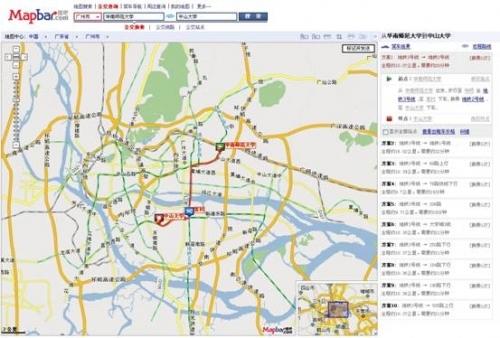 中国电子地图