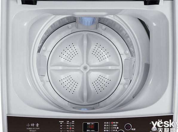 海尔大神童xqb70_m12699洗衣机有洗衣液槽吗