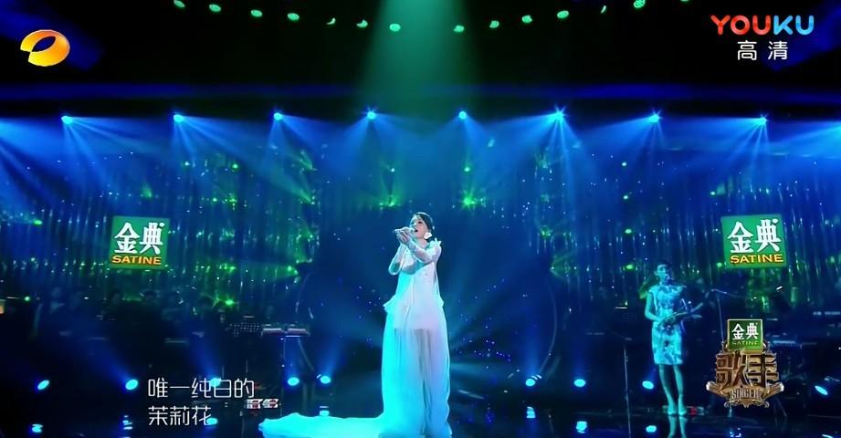《歌手》第二期歌单曝光张韶涵挑战民谣汪峰大玩二次元