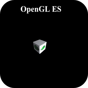 OpenGL ES CubeRotate3