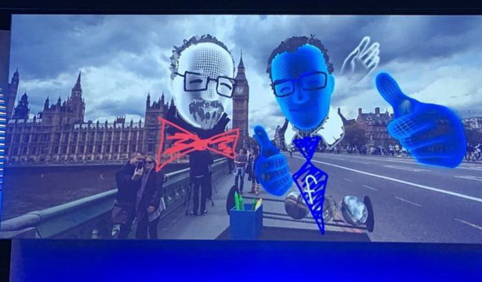 Facebook或推出VR社交