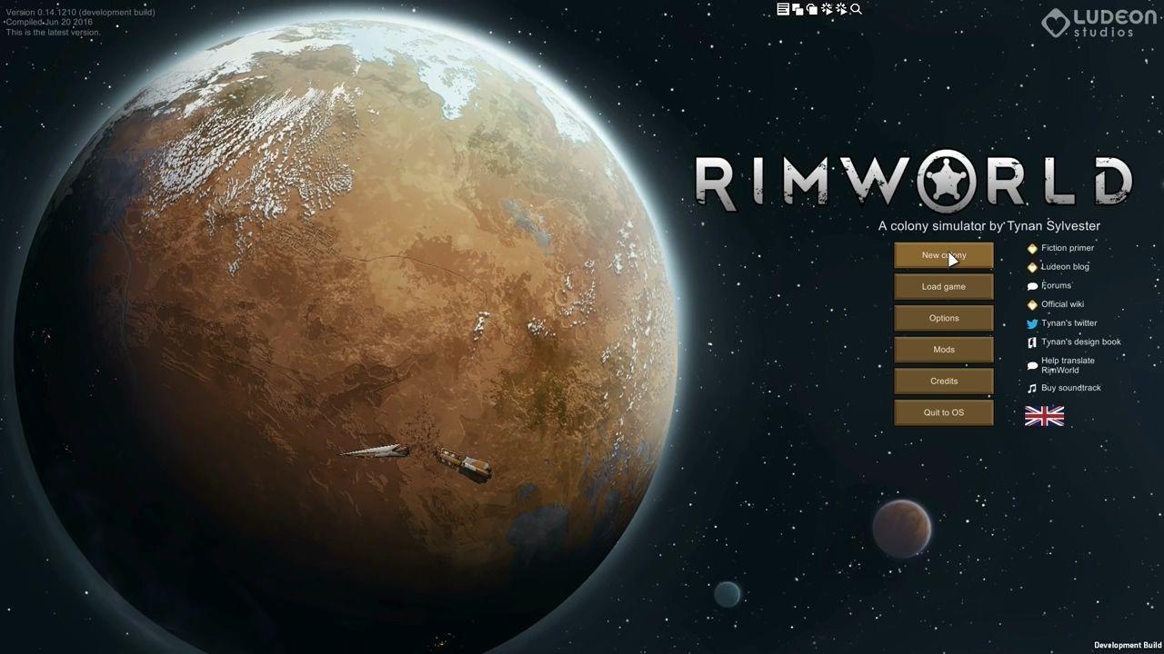环世界RimWorld A14更新内容