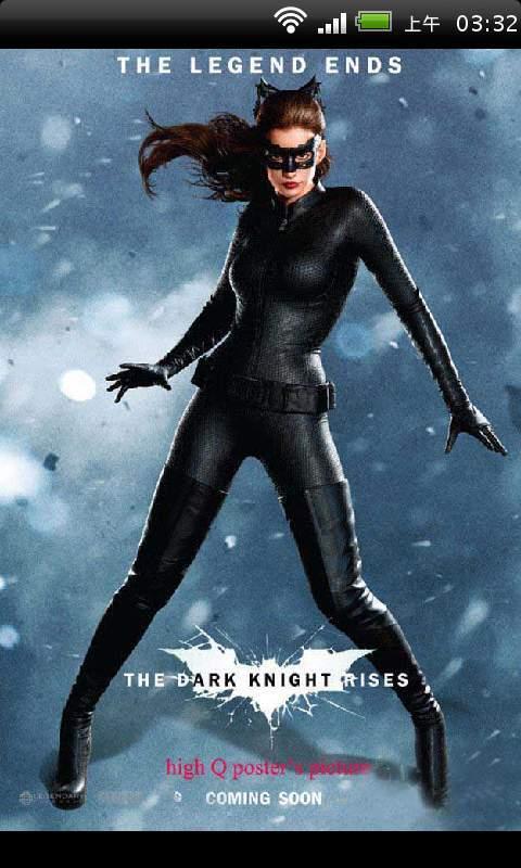 蝙蝠侠3:黑暗骑士崛起