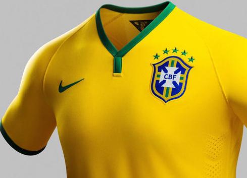 NIKE 巴西国家队队服图片图片