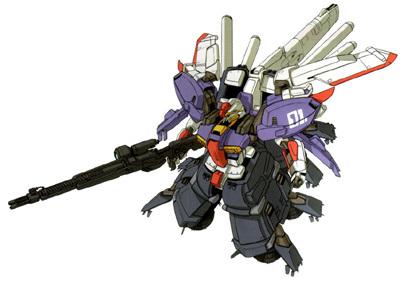 MSA-0011(Bst)S高达(追加推进器模式)