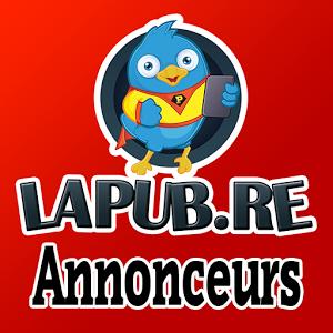 LAPUB.RE ANNONCEURS