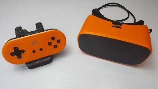 大朋VR一体机和Pico Neo