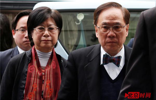 曾荫权罪名成立23号判刑 法官:不准保释 - 周公乐 - xinhua8848 的博客