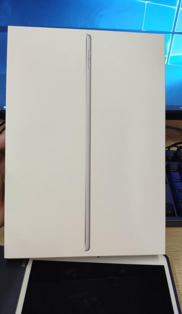 定位次旗舰!2019款iPadAir+Applepencil开箱,最真实体验分享