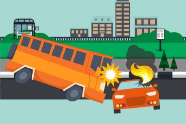 重庆公交车坠江令人哀婉 乘客应该如何自救
