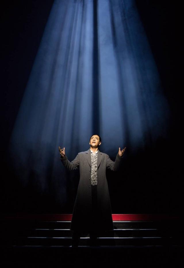 为音乐剧退出《歌手》?为热爱放弃流量的郑云龙太酷了吧!