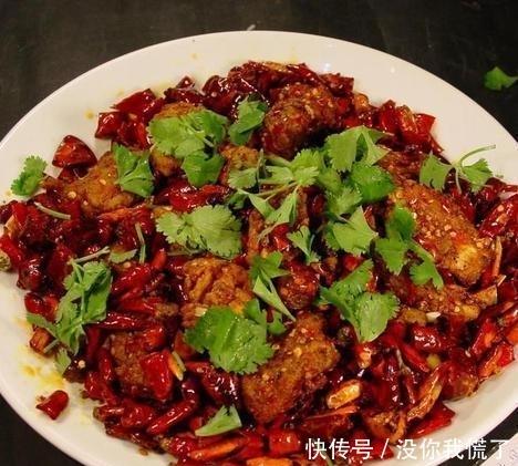 精选美食推荐 蚕豆瓣春笋炒鸡丁,香辣排骨,黄瓜炒猪肝的做法