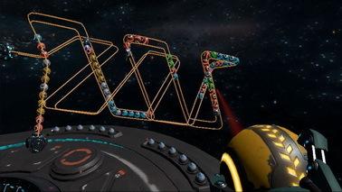 VR游戏《Cosmos Crash》试玩体验 HTC Vive效果最佳
