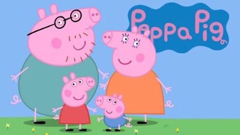 小猪佩奇第四季动画片