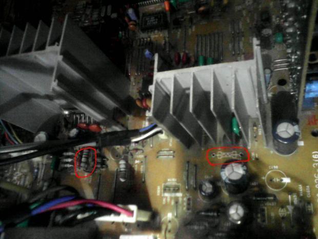 长虹彩电电路板上的这些电阻符号表示什么电阻?新手业余菜鸟求教.