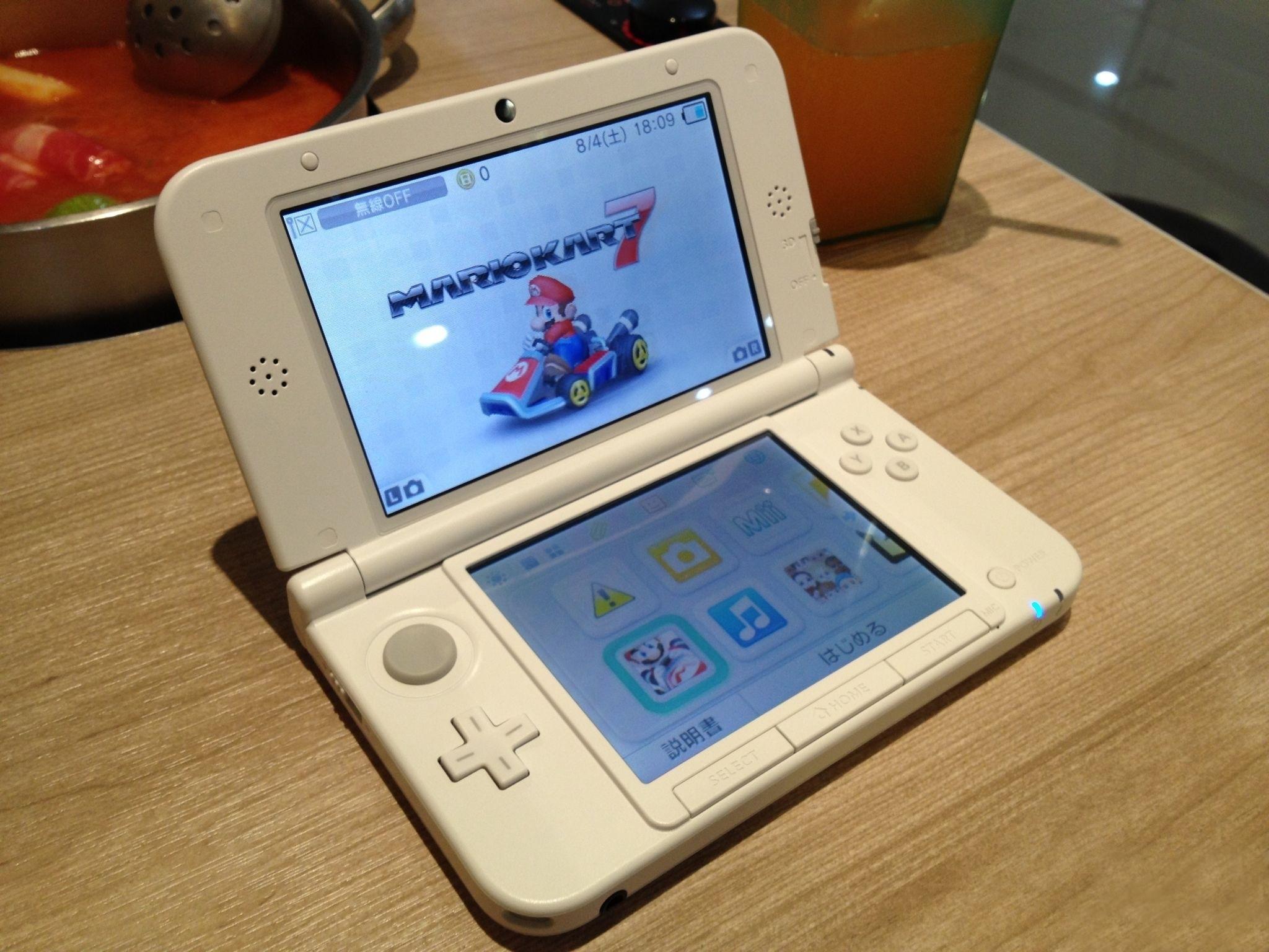 任天堂将召开3DS发布会
