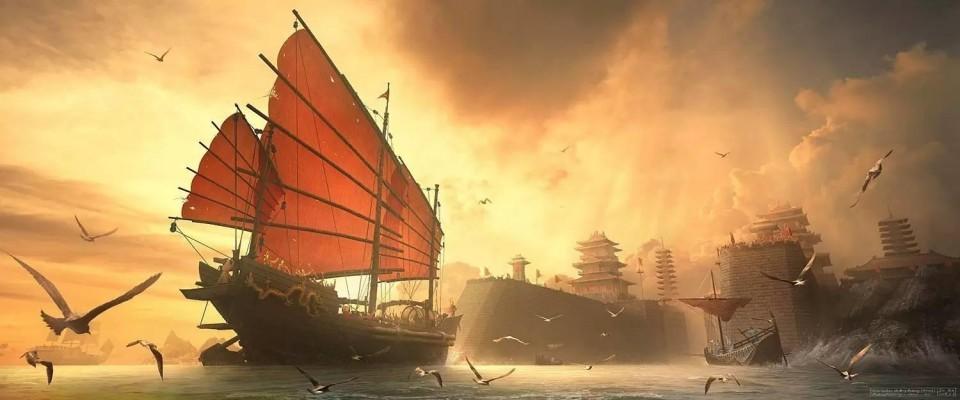 中国历朝的海军战舰 - 挥斥方遒 - 挥斥方遒的博客