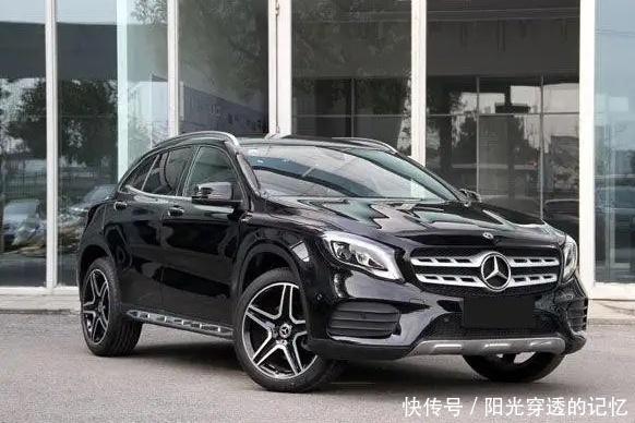 国六标准驾临奔驰的SUV售价不足20万,现在还要买宝马X1吗