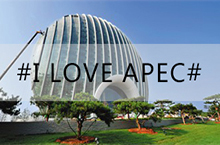 #I LOVE APEC#
