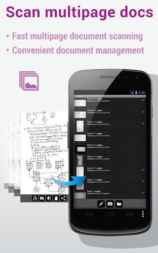 PDF文档扫描仪截图2