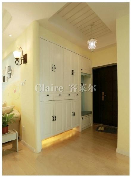 家具鞋柜酒架漆什么颜色好看,客厅是白色地板砖