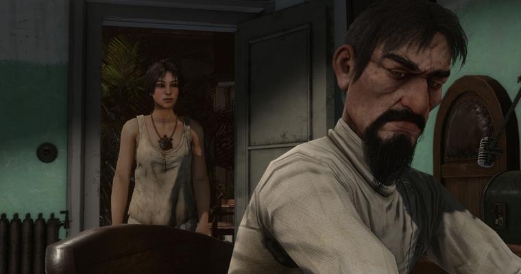 《塞伯利亚之谜3》游戏画面