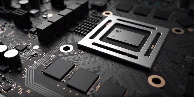 Xbox天蝎座或无法运行XB1游戏