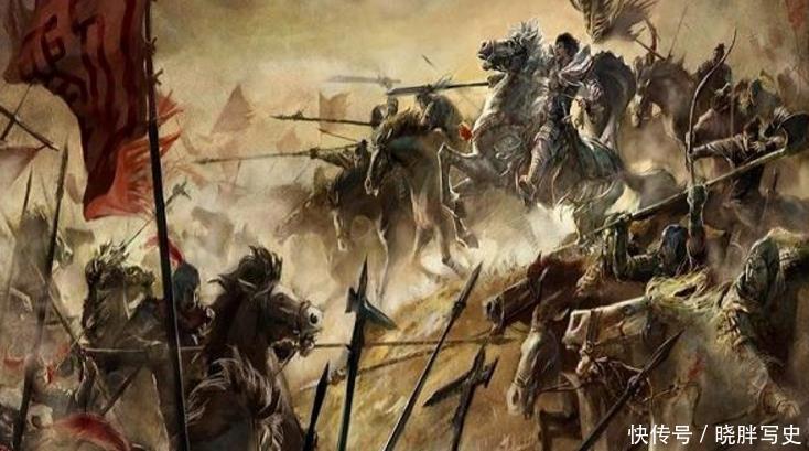 当刘邦为了逃命把亲生儿女踹下马车时,他已赢得了天下