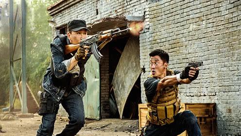 《战狼2》:吴京和达康书记告诉你什么是真·直男