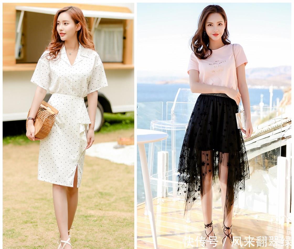 腿粗不可怕,关键要穿对!夏季尽量避免穿这3款裙子,很显胖!