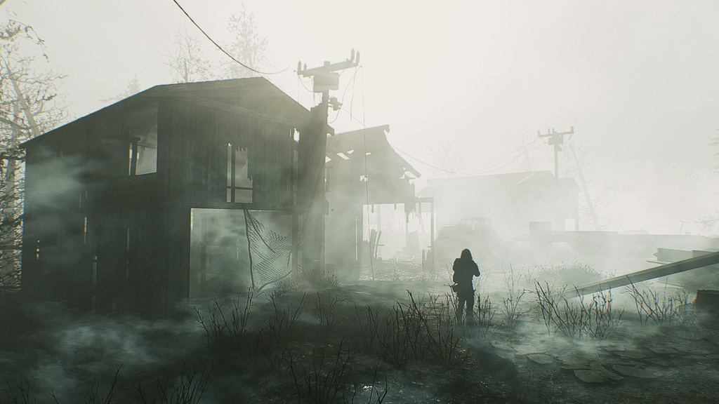 《辐射4》核爆世界DLC非终极版