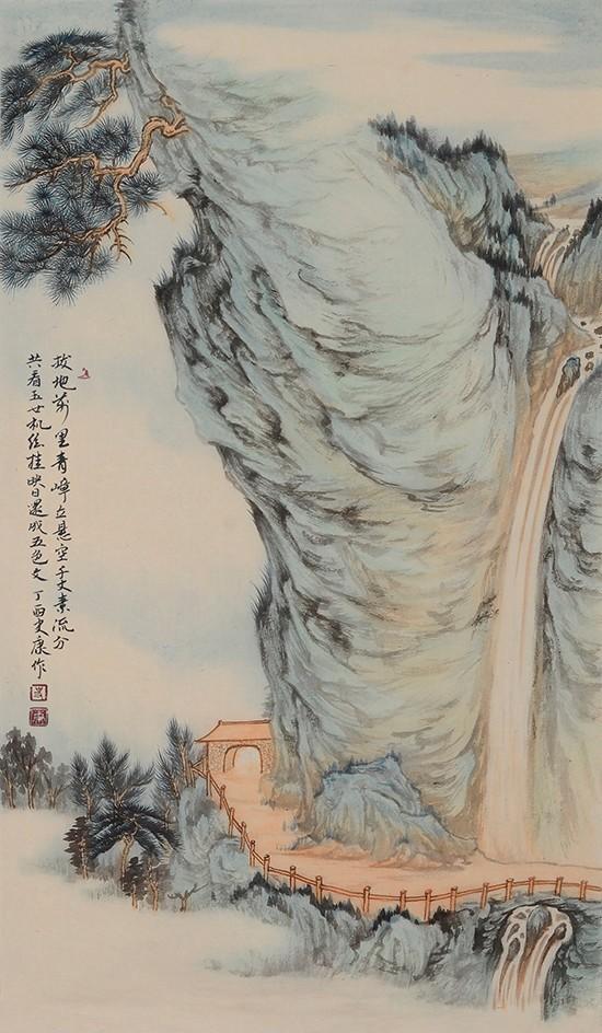 墨语禅音――刘延庆 史康 郭昱峰作品联展