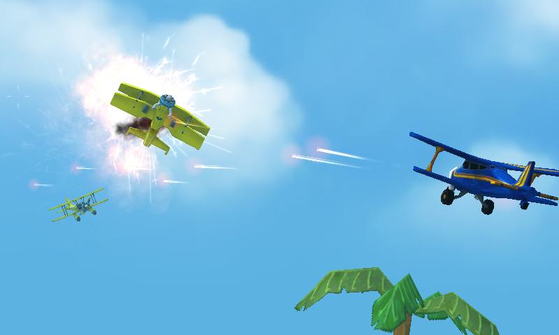 混战战飞机游戏下载