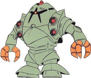 MSM-10双面魔蟹
