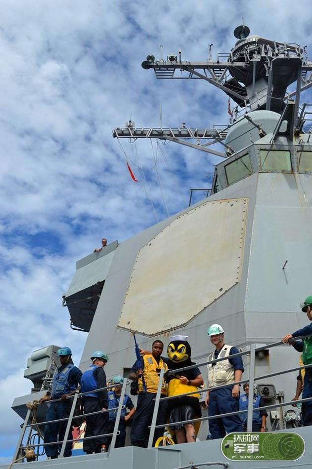 闯入西沙领海的美国驱逐舰:是啥来头? - 一统江山 - 一统江山的博客