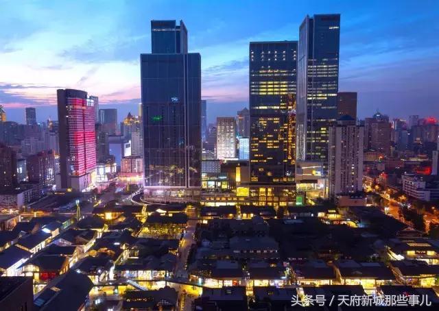 四川布局4个巨无霸产业园,第一个就有天府新区图片