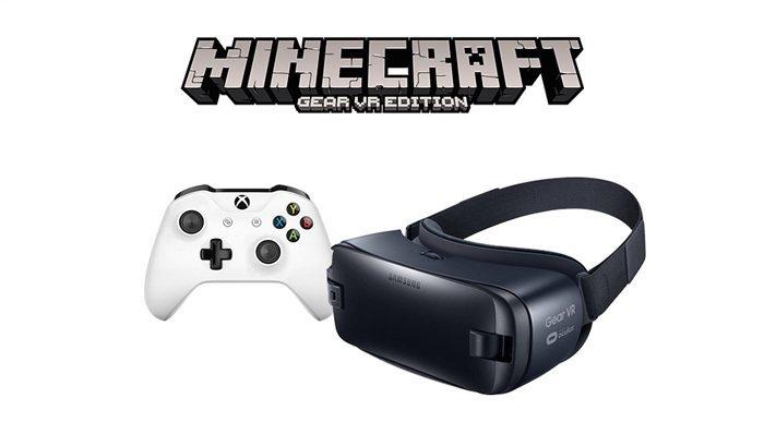 好评!微软Xbox无线手柄将支持Gear VR设备
