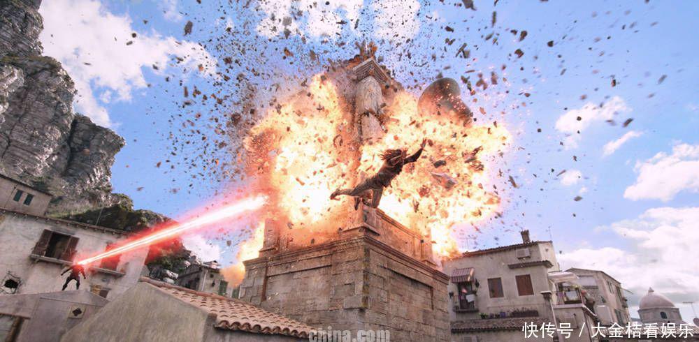 《海王》票房大破13亿带火主题曲 展现全球花
