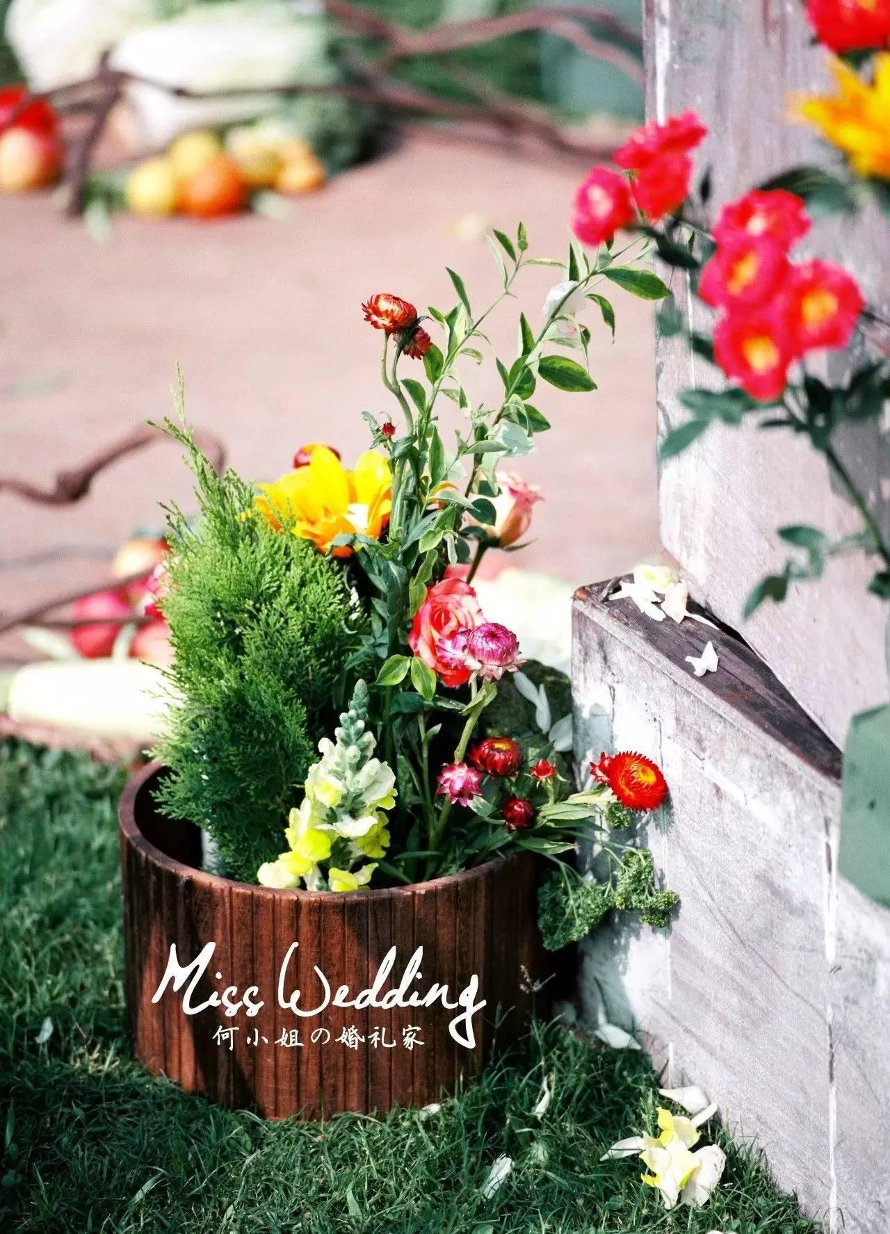 """春天里的收获--来一场""""蔬菜水果""""婚礼"""