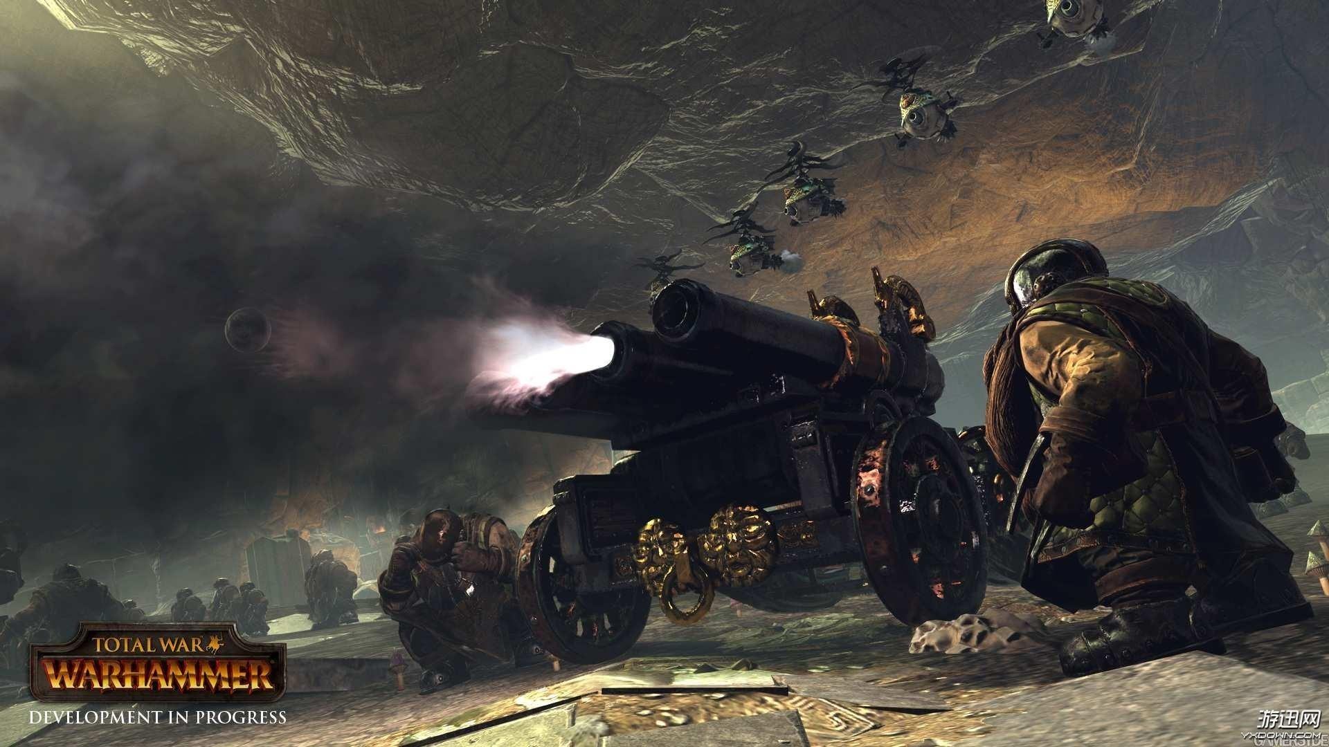 《全面战争:战锤》支持MOD