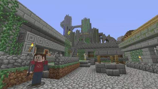 经典游戏《我的世界》29日上线国行版Xbox One